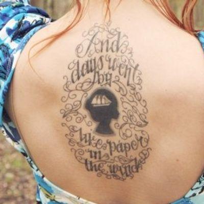 9 Best Literary Tattoos ...