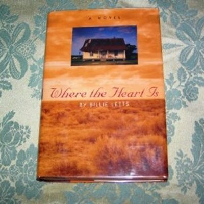 """7 Reasons You Should Read Billie Letts' """"Where the Heart is"""" ..."""