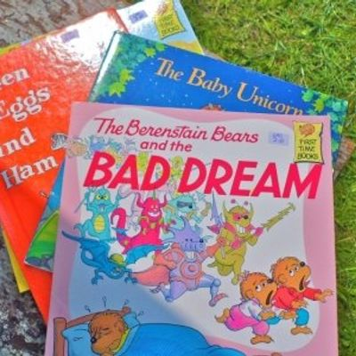 7 Berenstain Bears Books for a Child's Book Collection ...