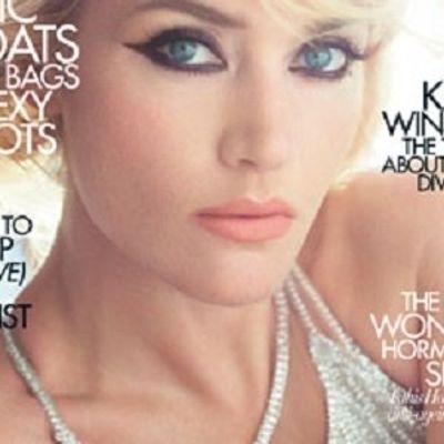 Kate Winslet for Harper's Bazaar UK ...