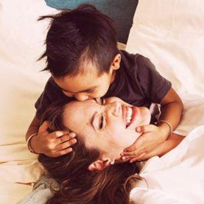 10 Really Good Celebrity Moms ...