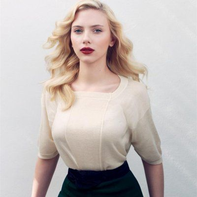 Get a Little Edgy or Glam by Borrowing Some of Scarlett Johansson's Style ...