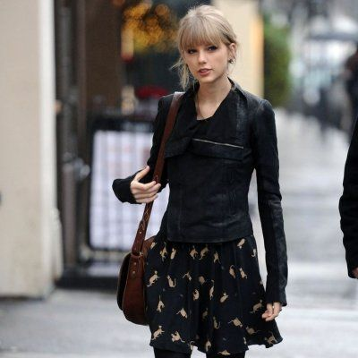 Use Taylor Swift as Your Fashion Inspiration This Fall ...