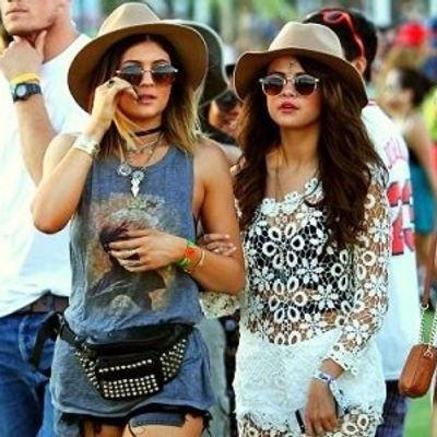 7 Celebrities Who Looked Fab at Coachella ...