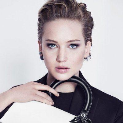 Jennifer Lawrence Stuns in New Dior Campaign ...