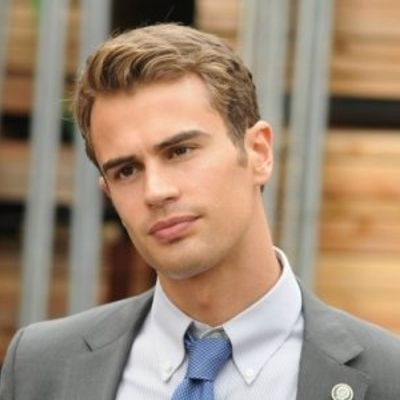 7 Reasons to Love Theo James ...