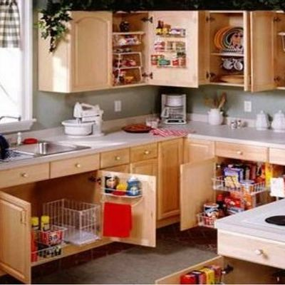 9 Organizing Tips for Your Kitchen to Try This Year ...