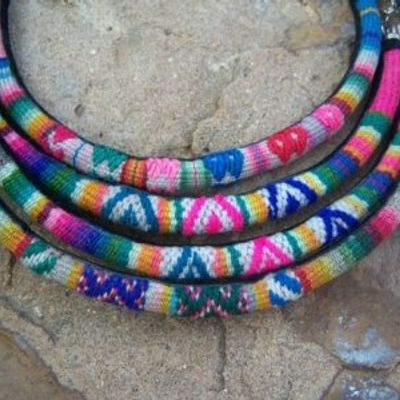 7 Stunning Textile Necklace Projects That Are Simply Amazing ...