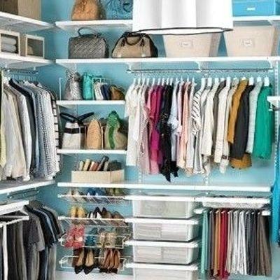 7 Fun and Creative Ideas for Closet Organization ...