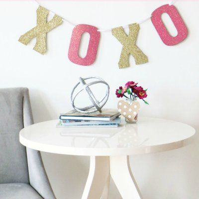 17 Delightful DIY Valentines Day Banners ...
