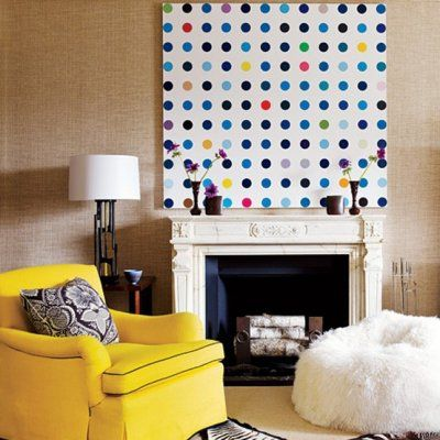 7 Absolutely Adorable Polka Dot DIY Ideas for the Home ...