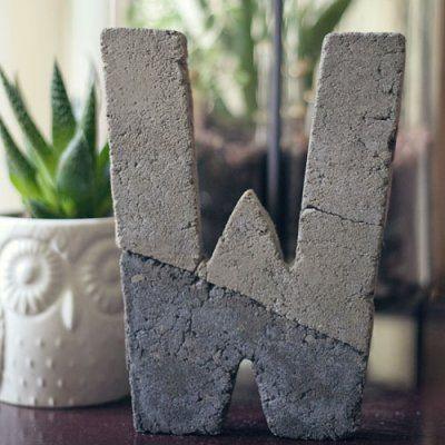 Pour Some Concrete into a Mold and Make These Gorgeous DIY Projects for Your Home ...