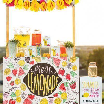 7 Utterly Adorable Lemonade Stands to Make for Your Enterprising Kids ...