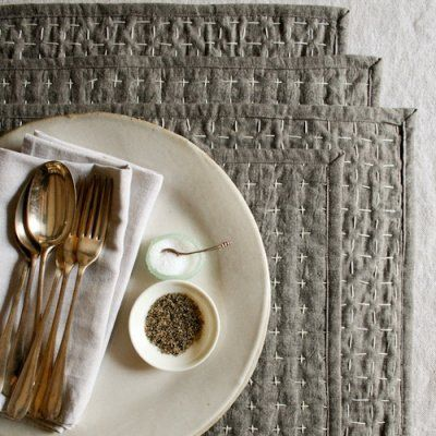 8 Incredibly Awesome Things That You Can Make Using Place Mats ...