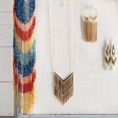 21 Dazzling DIY Fringe Accessories to Try Your Hand at ...