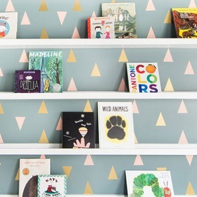7 Useful & Creative Ways to Display Books ...