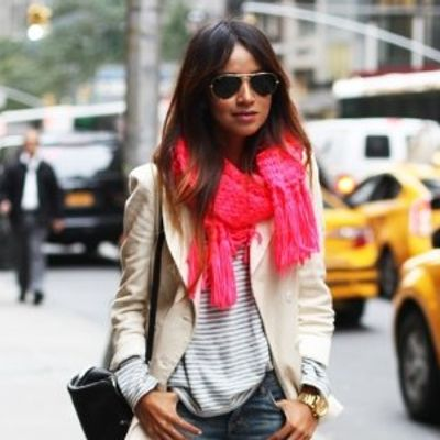 7 Awesome Ways to Introduce Color into Your Wardrobe ...