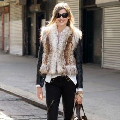 13 Best Faux Fur Vests ...