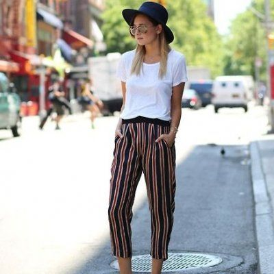 How to Rock the Capris Trend before Summer is out ...