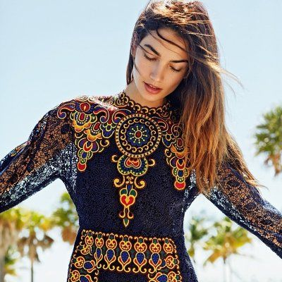 7 Amazing Summer Styles to Steal from SuperModels ...