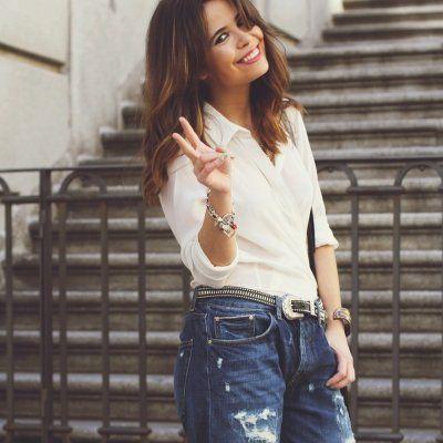 9 Ways to Wear Boyfriend Jeans in a Totally Stylish Manner ...