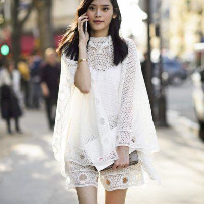 Be Effortlessly Stylish in These Crochet and Lace Pieces ...