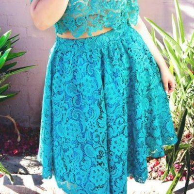 These Lovely Lace Outfits Scream Spring!