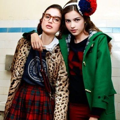 Step into the New School Year with These Stylish Fall Looks ...