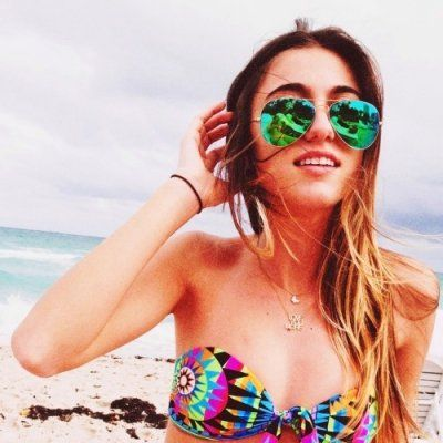 30 Sunglasses Looks to Copy to Make You Look Cool Instantly ...