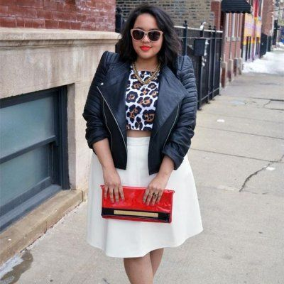 The Sleekest Ways to Wear High Waisted Shorts and Skirts ...