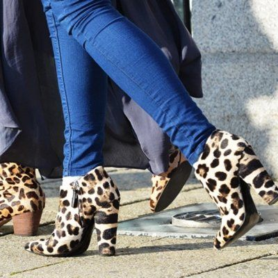 Rawr! Here Are 30 Ways to Wear Animal Print This Spring ...