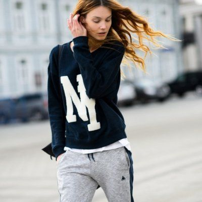 Yes, You Can Look Fashionable in Sweatpants! Here's How to Rock the Look ...