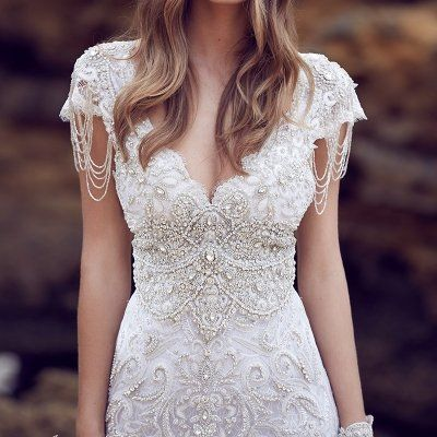 What Will Your Dream Wedding Gown Look like?