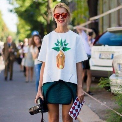 9 Structured Skirts to Give Your Summertime Outfits Some Extra Edge ...