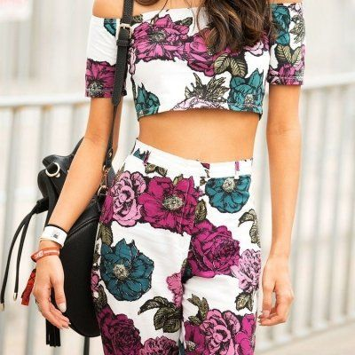 Say Yes to the Print on Print Trend!