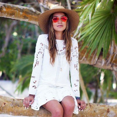25 Outfits to Inspire Your Spring Break Wardrobe ...