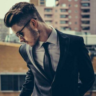 Inspire Your Guy's Style: Sharp Dressed Men in Suits ...