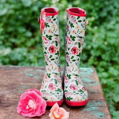 Style Mavens, Take Notes! Rain Boots That'll Weather the Storm ...