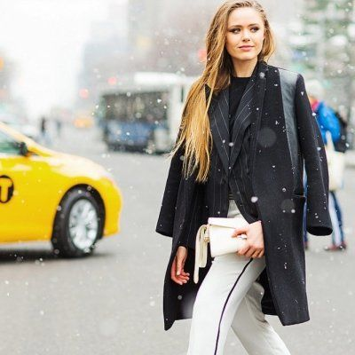 Fabulous Street Style Photos from New York Fashion Week Fall 2015 ...