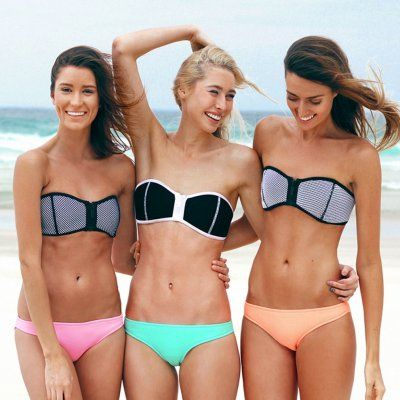 How Any Woman Can Jazz up a Boring Bathing Suit ...