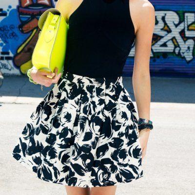 25 Fun Mini Skirts for Spring ...