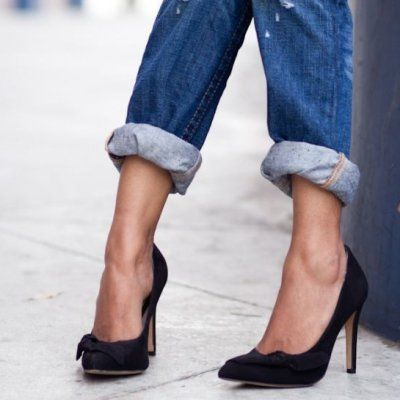 Here's How to Cuff Your Jeans for a Trendy Look ...