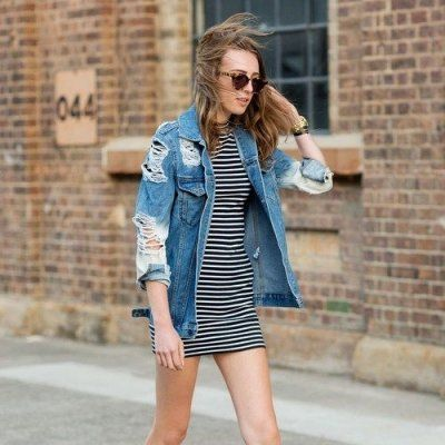 7 Ways to Jazz up Your Jean Jackets ...
