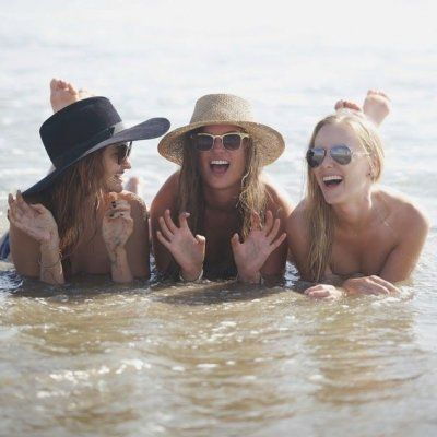 Don't Get Caught without a Chic Beach Hat This Summer! Choose from One of These Stylish Options ...