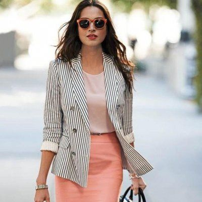 How to Stay Stylish but Cool at the Office This Summer ...