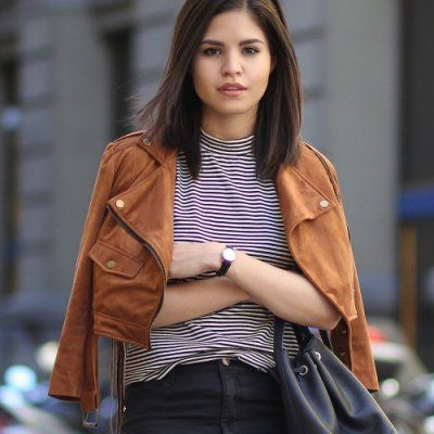 How to Wear Leather to Rock That Hot Biker Look ...
