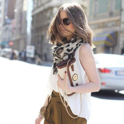 31 Summer Scarf Inspos to Prove They're Not Just for Winter ...