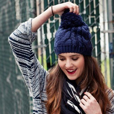42 Knitted Hats to Keep You Cozy This Winter ...