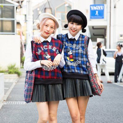 Fascinating Street Style Photos from Japan ...