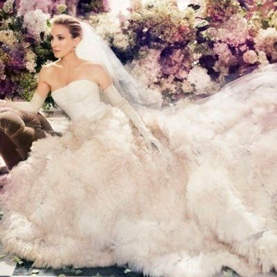 You'll Love These Gorgeous Wedding Dresses from Movies and TV Shows!